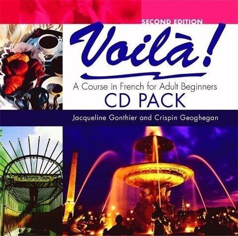 Viola! CD Pack: A Course in French for Adult Beginners als Buch