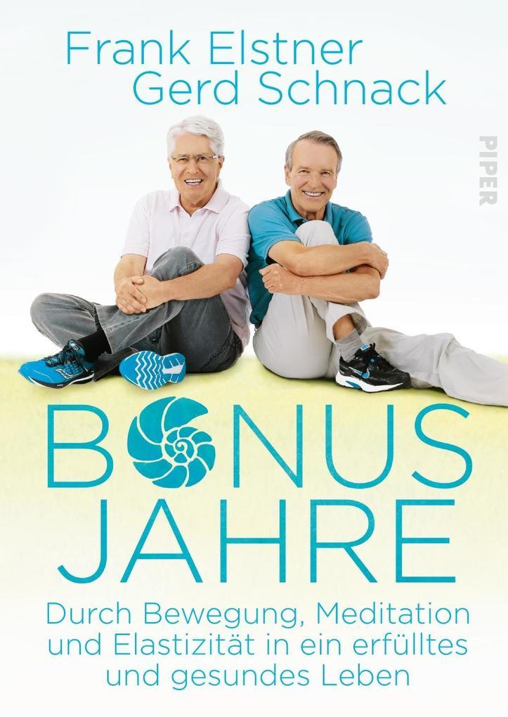 Bonusjahre als Buch