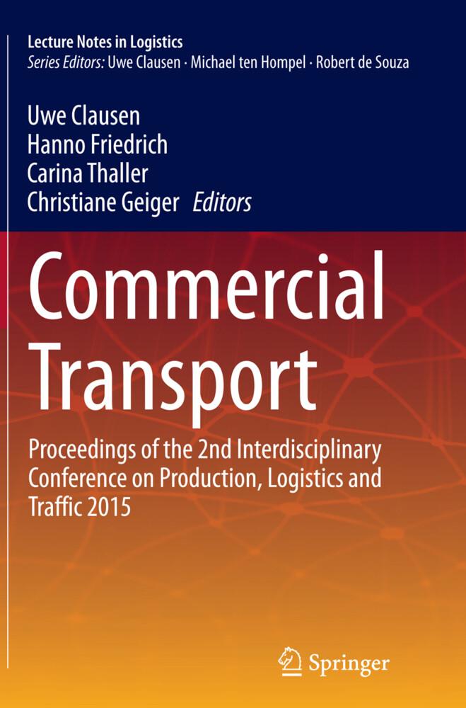 Commercial Transport als Buch von