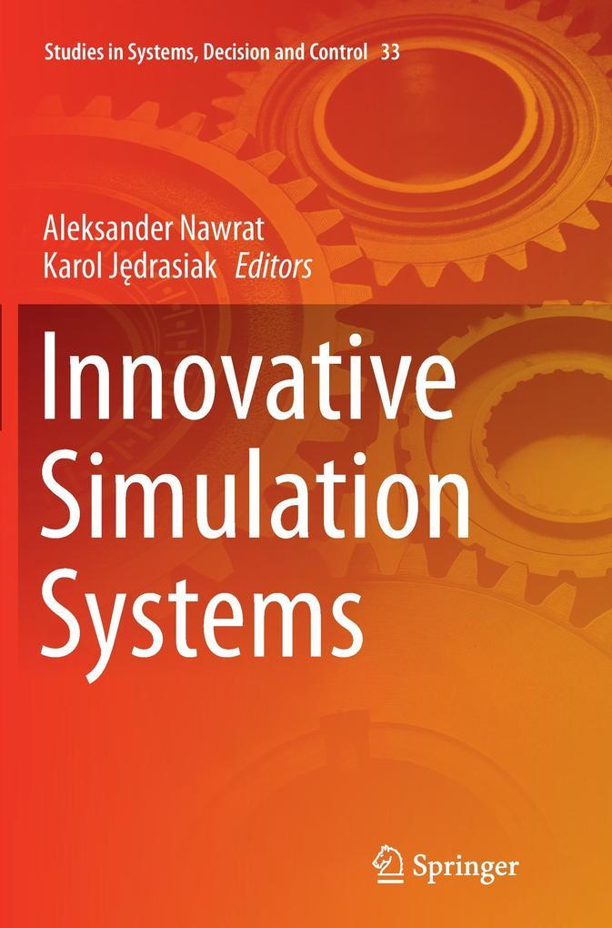 Innovative Simulation Systems als Buch von