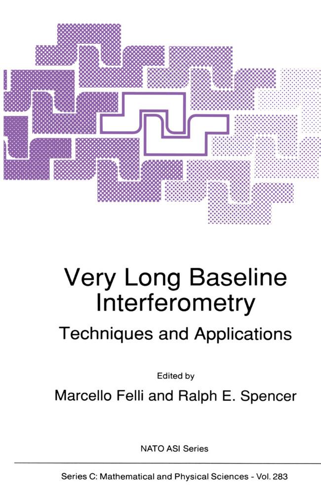 Very Long Baseline Interferometry als Buch