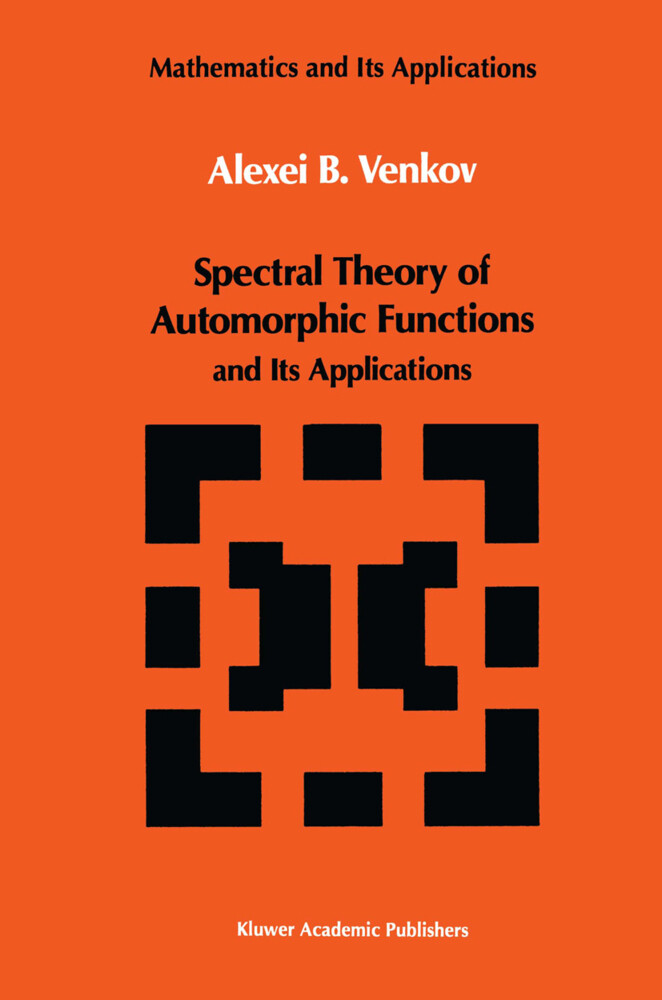 Spectral Theory of Automorphic Functions als Buch