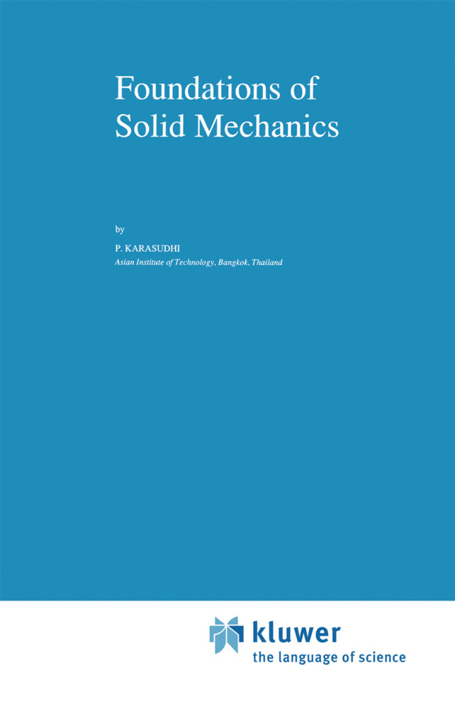 Foundations of Solid Mechanics als Buch