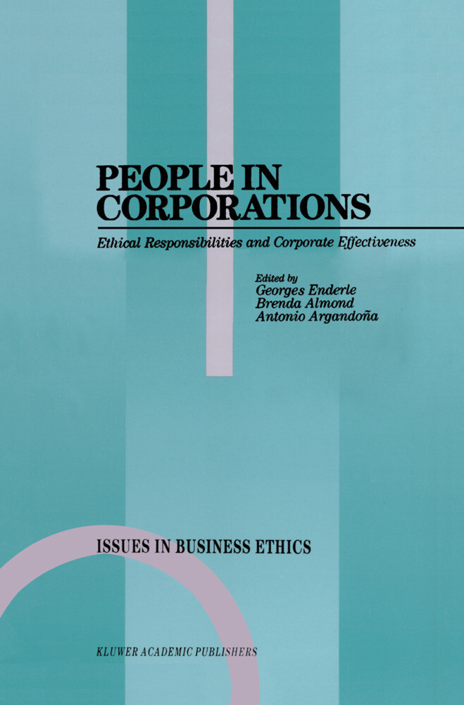 People in Corporations als Buch