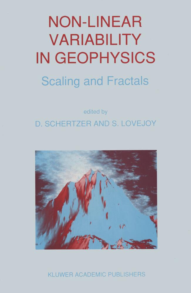Non-Linear Variability in Geophysics als Buch