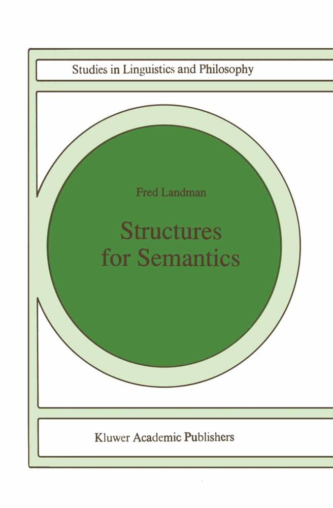 Structures for Semantics als Buch
