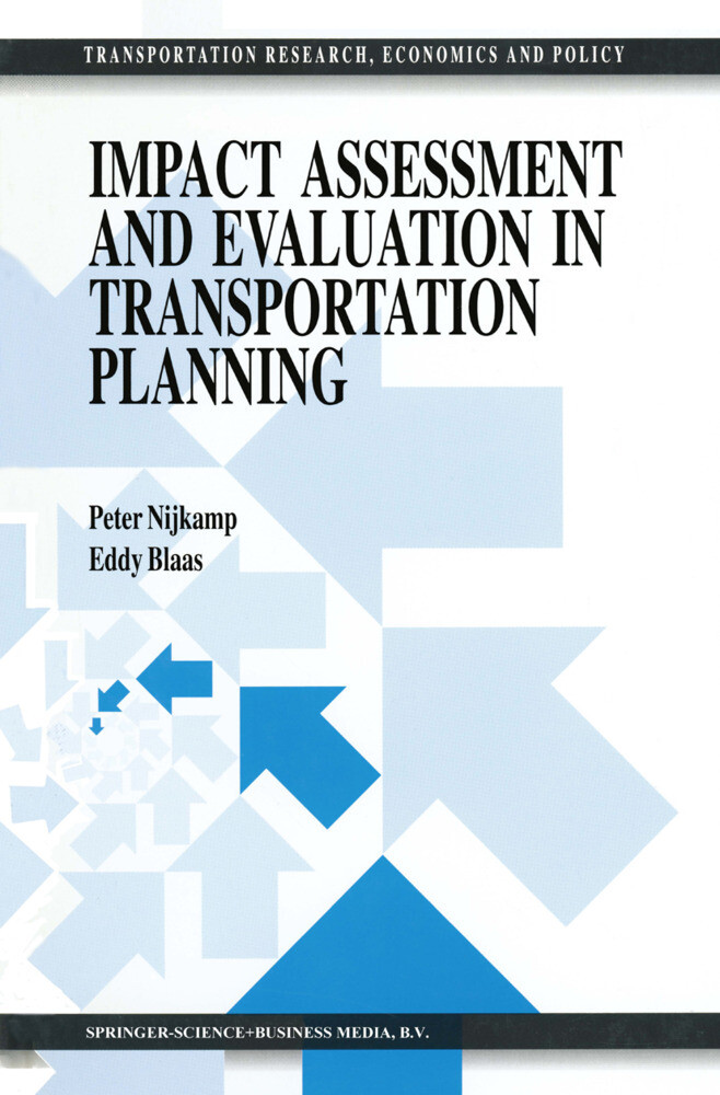 Impact Assessment and Evaluation in Transportation Planning als Buch