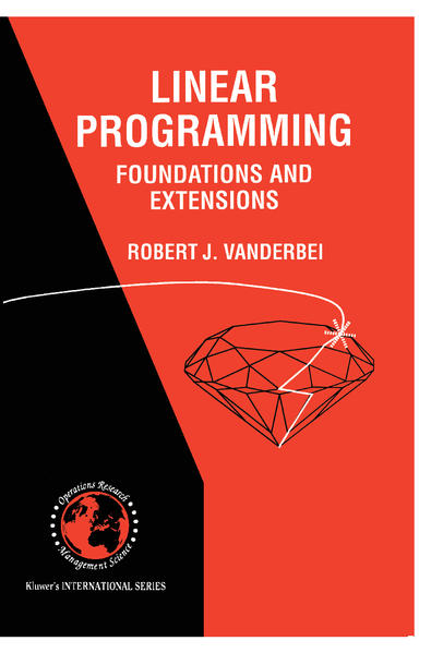 Linear Programming: Foundations and Extensions als Buch