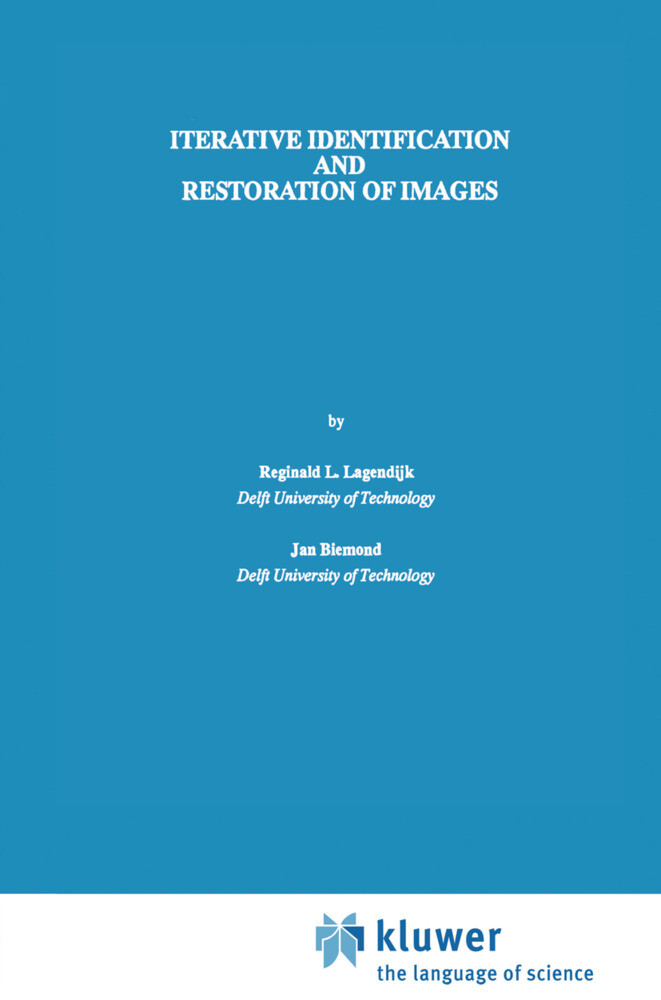 Iterative Identification and Restoration of Images als Buch