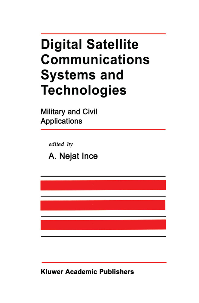 Digital Satellite Communications Systems and Technologies als Buch