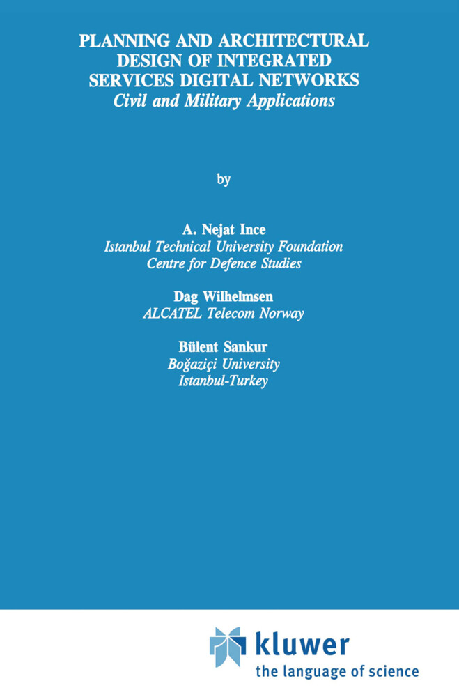 Planning and Architectural Design of Integrated Services Digital Networks als Buch