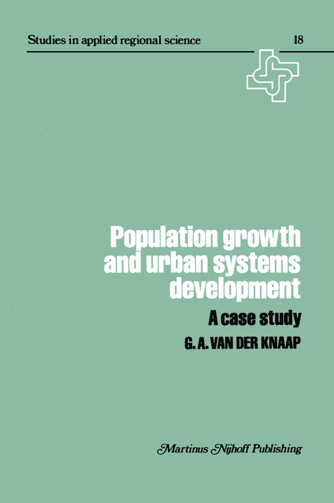 Population Growth and Urban Systems Development als Buch