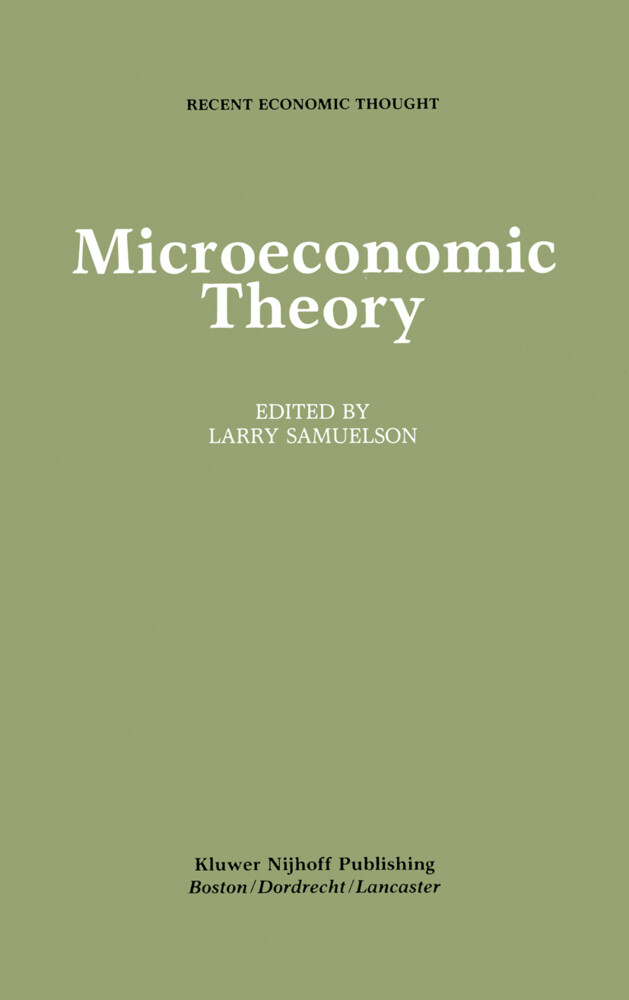 Microeconomic Theory als Buch