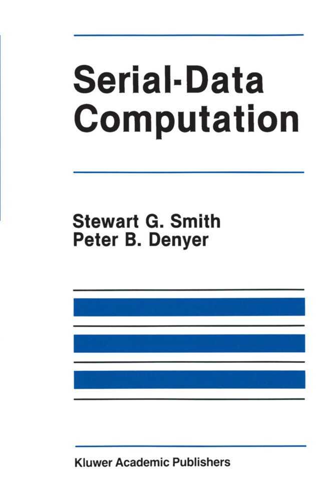 Serial-Data Computation als Buch