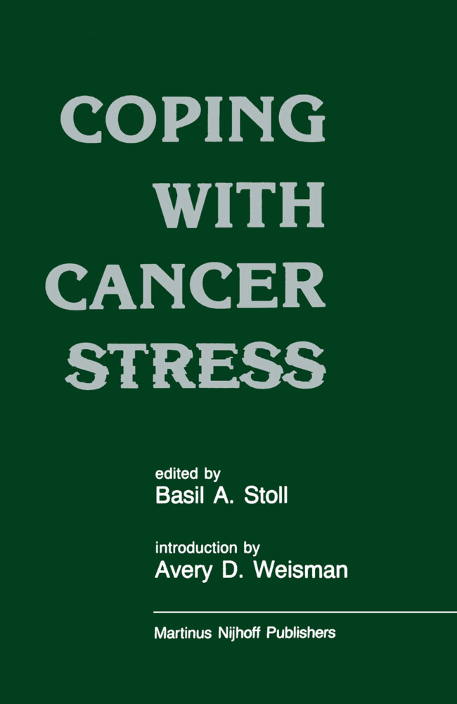 Coping with Cancer Stress als Buch