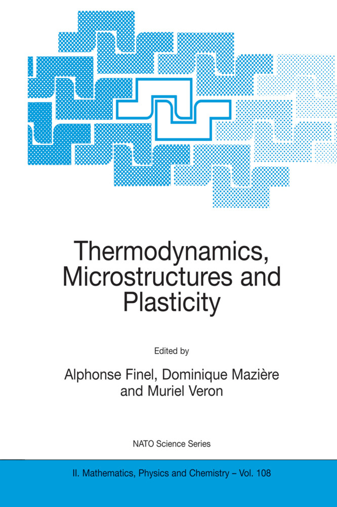 Thermodynamics, Microstructures and Plasticity als Buch