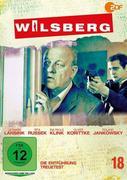 Wilsberg - Die Entführung / Treuetest. Tl.18, 1 DVD