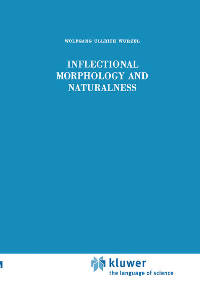 Inflectional Morphology and Naturalness als Buch