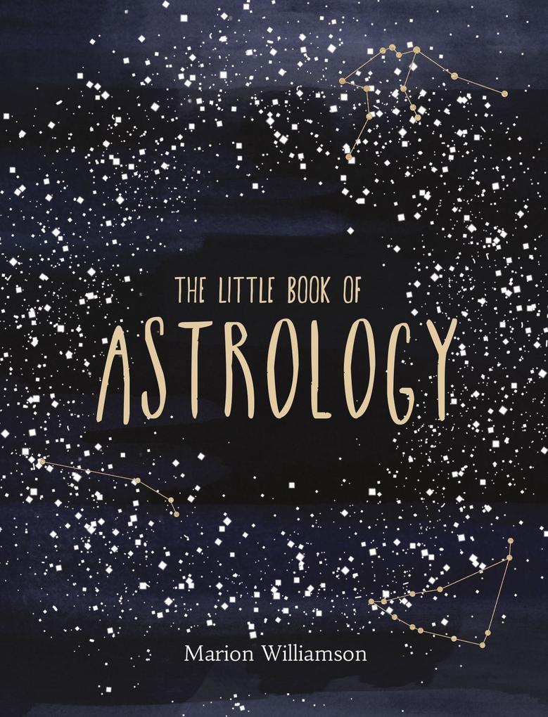 The Little Book of Astrology als Buch von Mario...