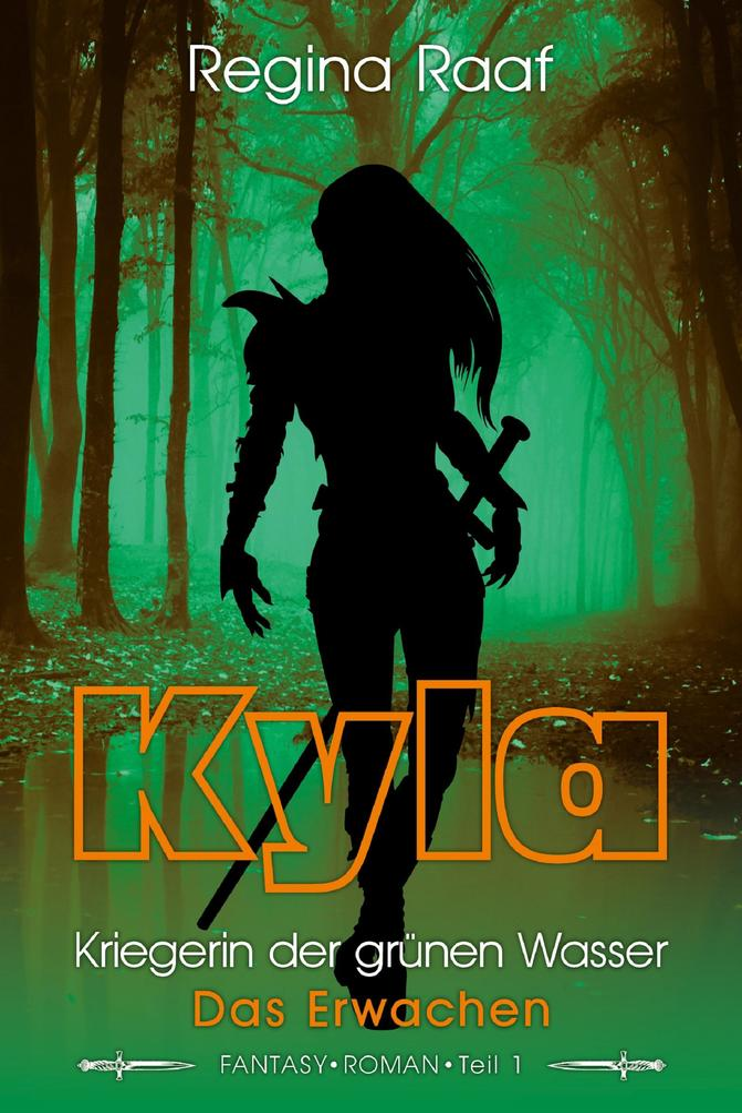 Kyla - Kriegerin der grünen Wasser als eBook