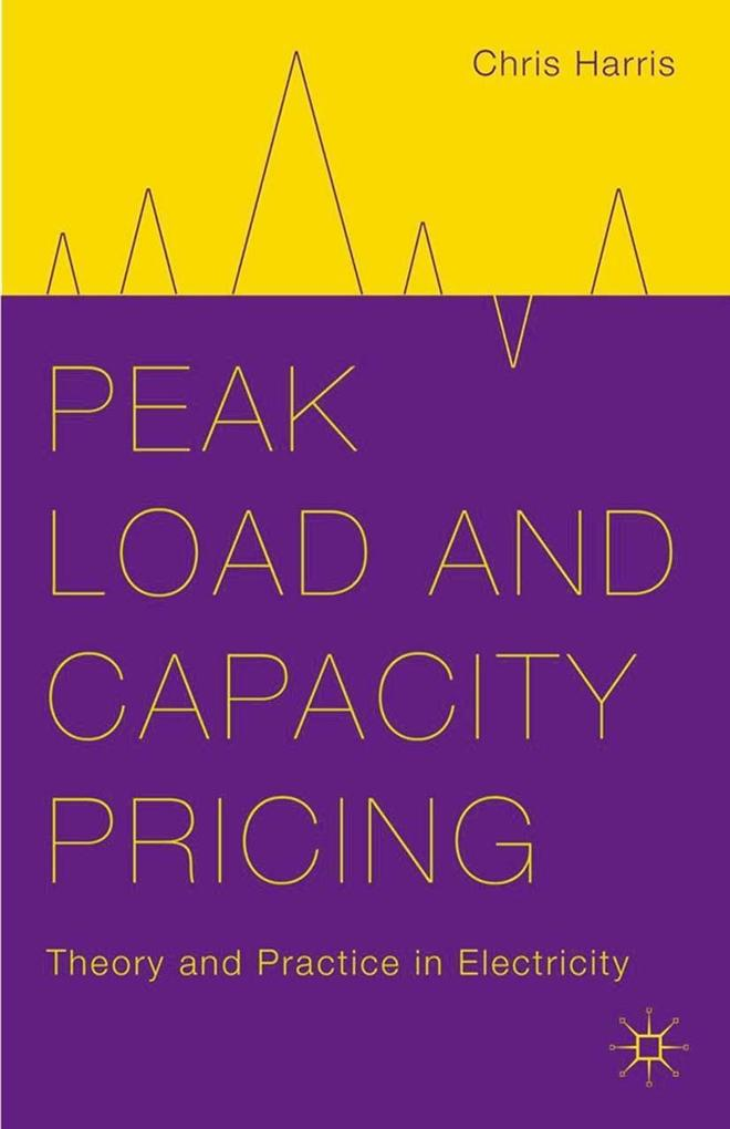 Peak Load and Capacity Pricing als eBook Downlo...