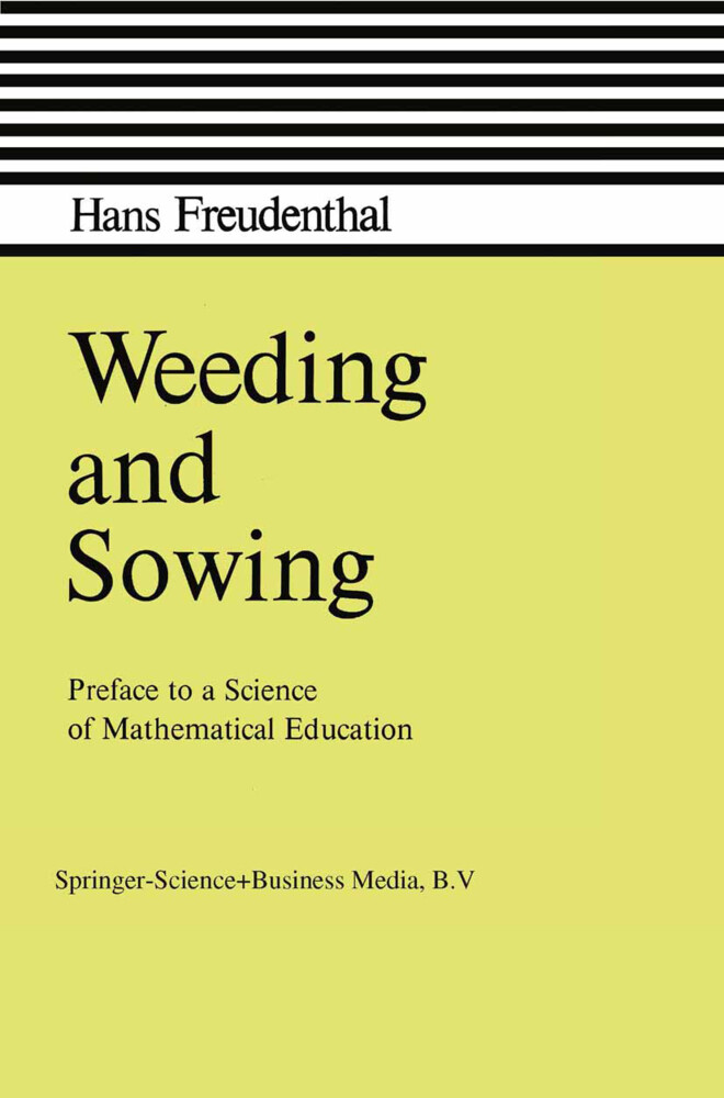 Weeding and Sowing als Buch
