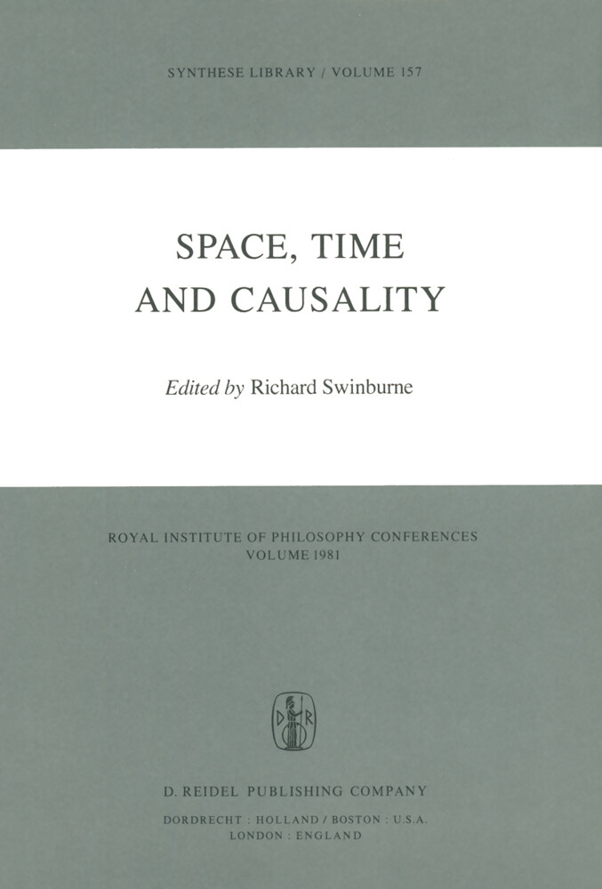 Space, Time and Causality als Buch