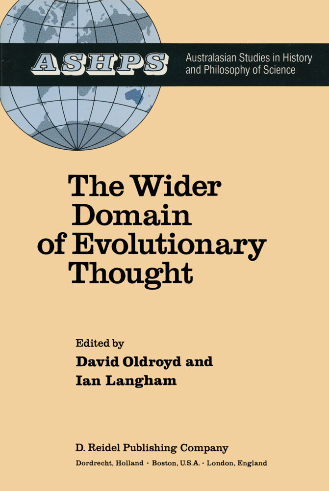 The Wider Domain of Evolutionary Thought als Buch
