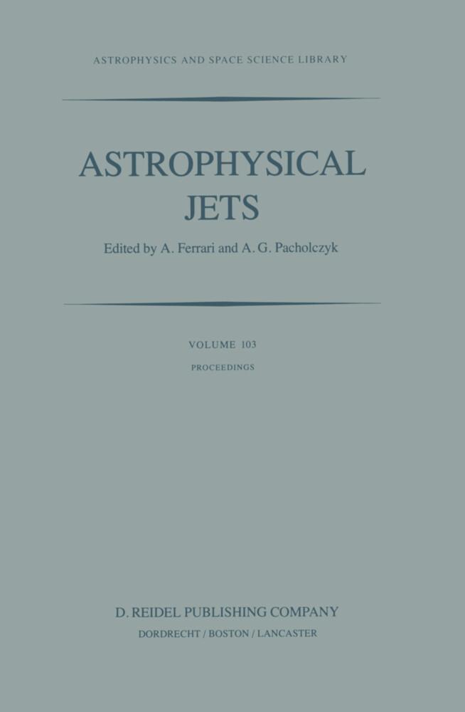 Astrophysical Jets als Buch