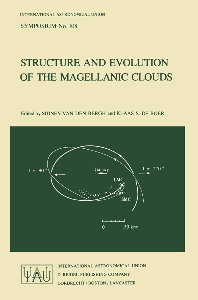Structure and Evolution of the Magellanic Clouds als Buch