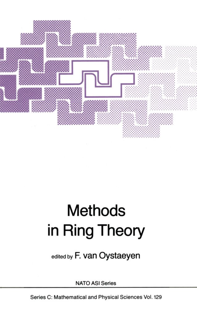 Methods in Ring Theory als Buch