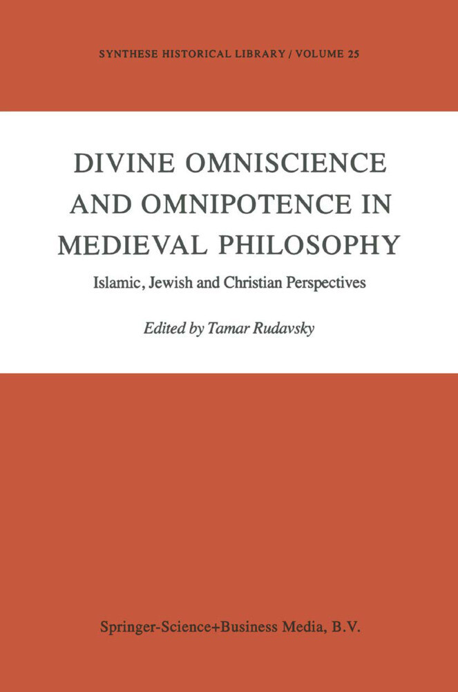Divine Omniscience and Omnipotence in Medieval Philosophy als Buch