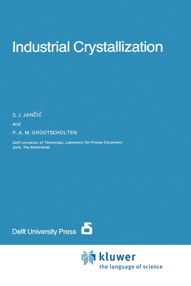 Industrial Crystallization als Buch