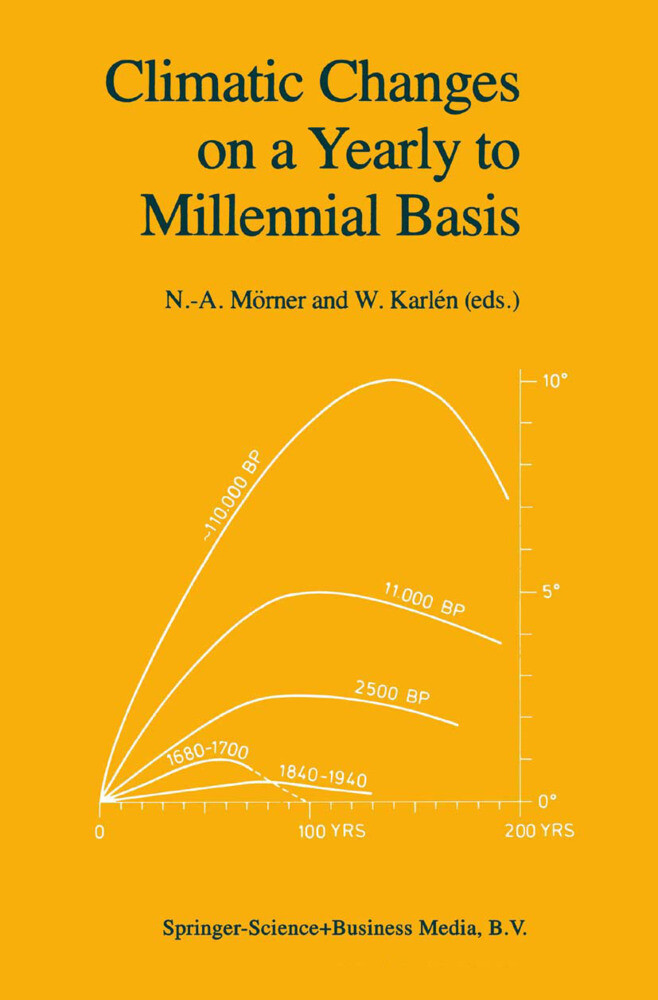 Climatic Changes on a Yearly to Millennial Basis als Buch
