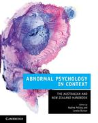 Abnormal Psychology in Context: The Australian and New Zealand Handbook