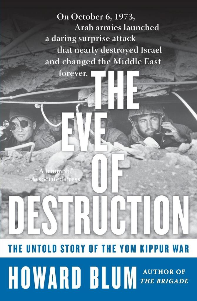 Eve of Destruction, The als Buch