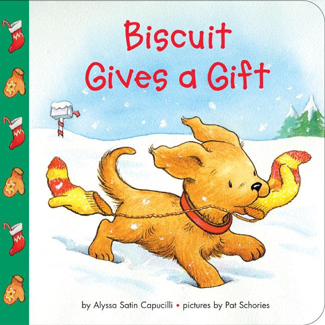 Biscuit Gives a Gift als Buch
