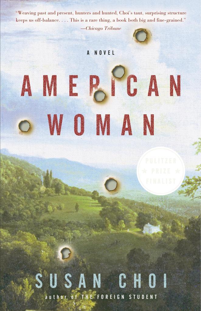 American Woman als Buch