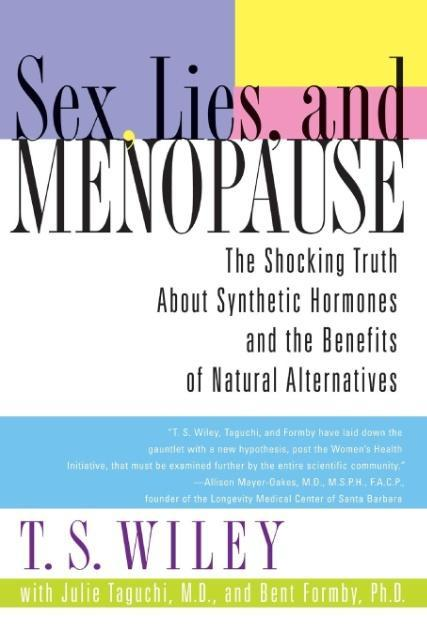 Sex, Lies, and Menopause als Buch