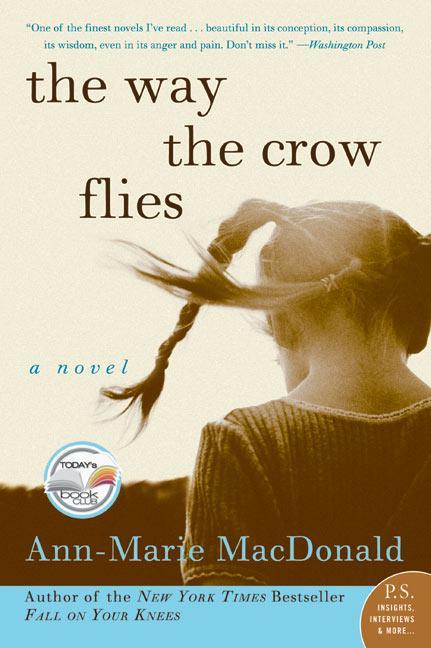 The Way the Crow Flies als Taschenbuch