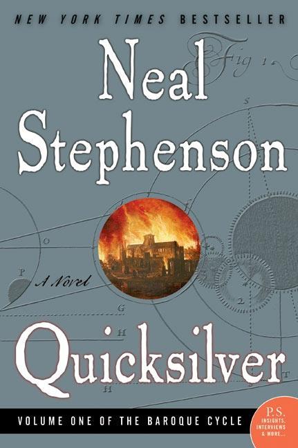 Quicksilver: Volume One of the Baroque Cycle als Taschenbuch