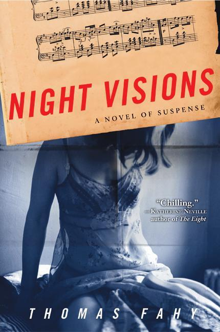 Night Visions: A Novel of Suspense als Taschenbuch