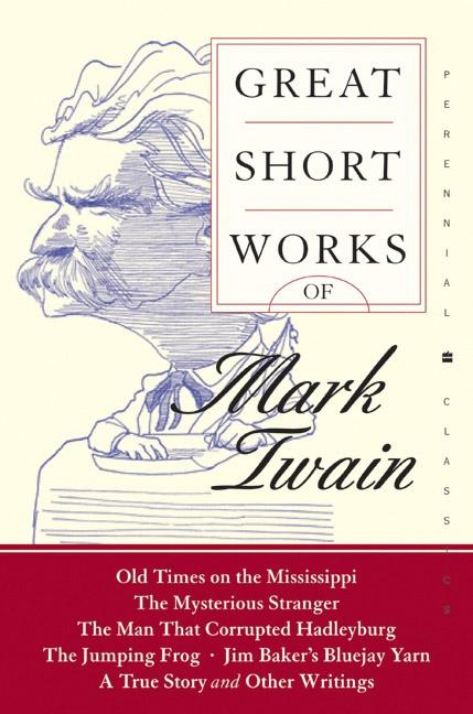 Great Short Works of Mark Twain als Taschenbuch