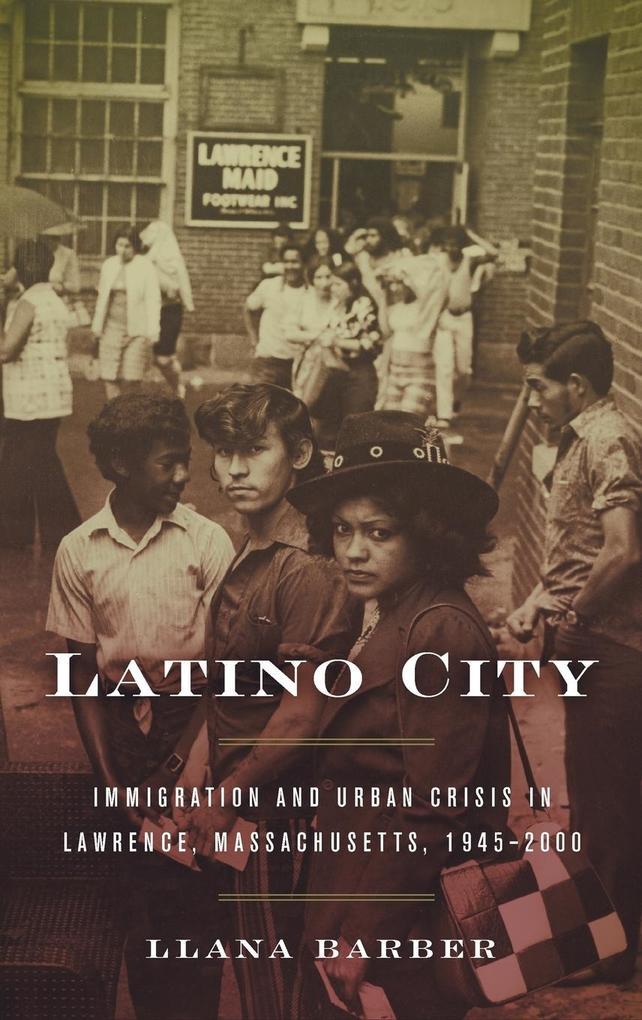 Latino City als Buch von Llana Barber