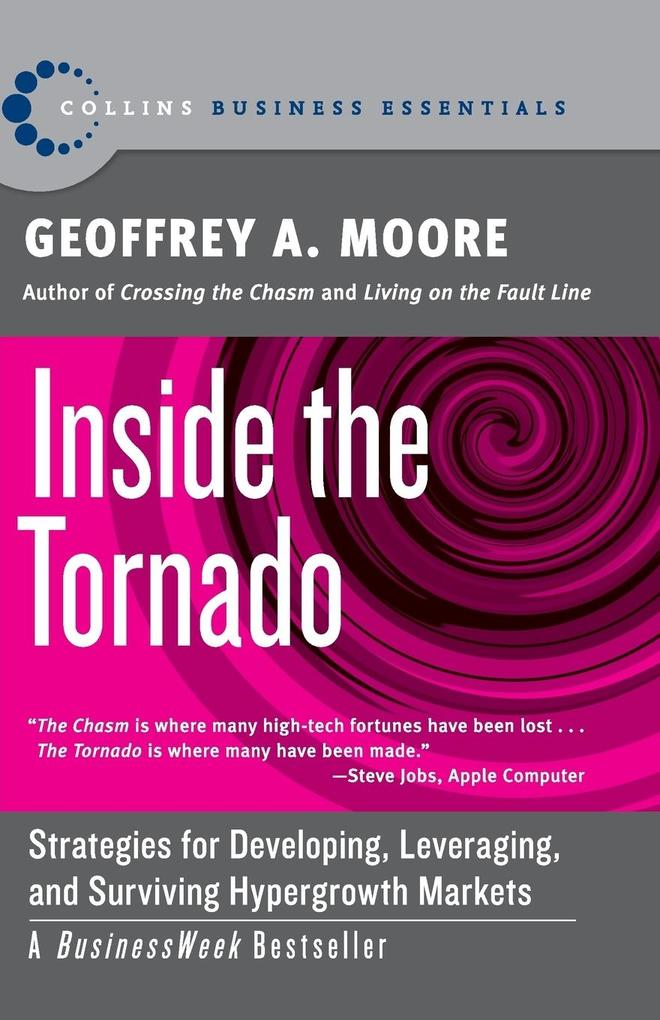 Inside the Tornado als Buch