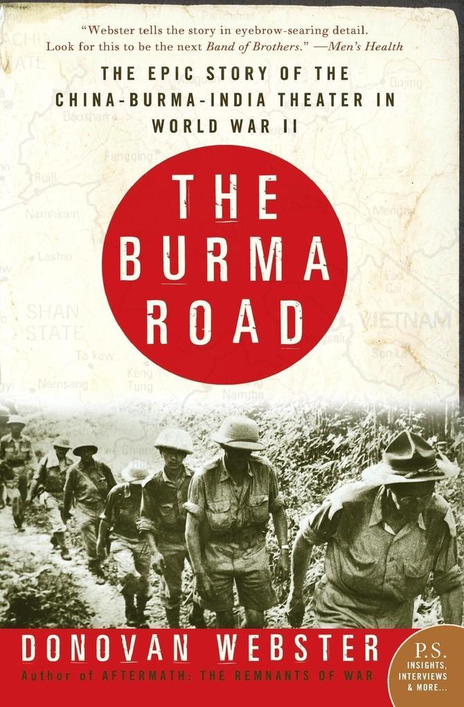 Burma Road, The als Buch
