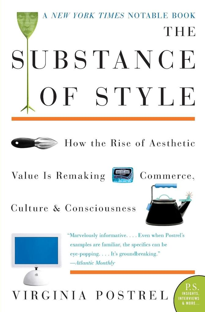 Substance of Style, The als Buch
