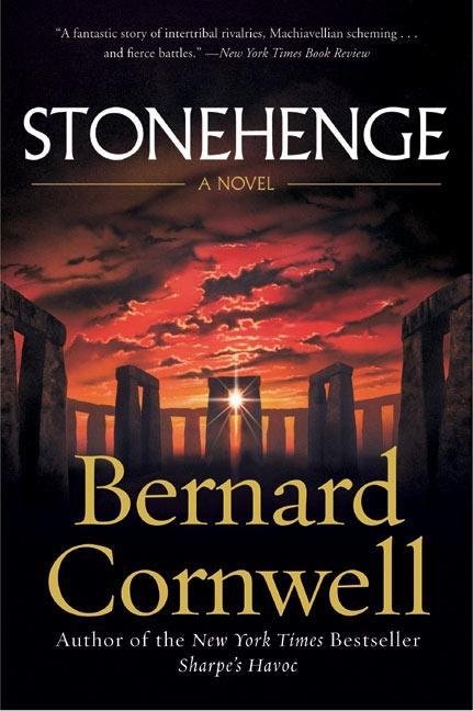 Stonehenge als Taschenbuch