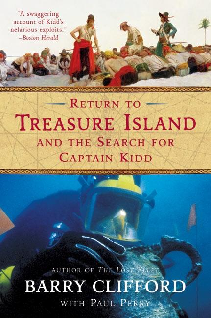 Return to Treasure Island and the Search for Captain Kidd als Taschenbuch