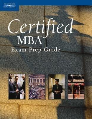 Certified MBA Exam Prep Guide als Taschenbuch
